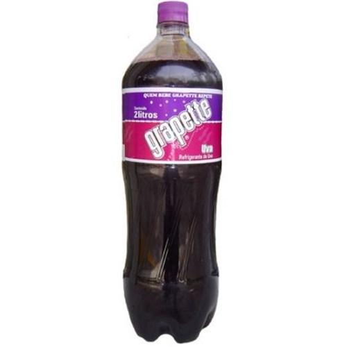 Comprar Refrigerante de Uva Grapette Garrafa 2L - Supermercado ...